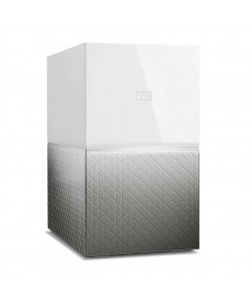 WD My Cloud Home Duo 16 To (2x 8To)