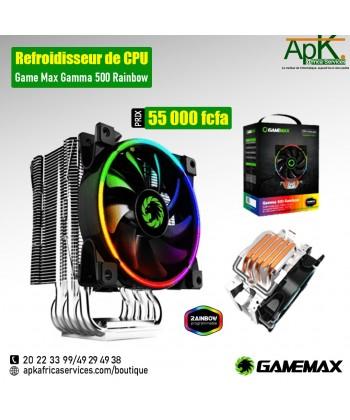 VENTILATEUR CPU GAMEMAX GAMMA 500-RGB