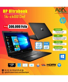 HP NOTEBOOK 14 CK0013NF-Intel Core i3 4 Go RAM 1 To