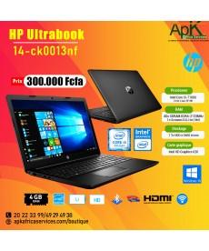 HP NOTEBOOK 14 CK0013NF-Intel Core i3 4 Go RAM 1 To