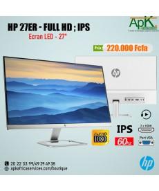 HP 27er 27 Full HD IPS – Monitor (1920 x 1080 Pixels, LED, Full HD, IPS