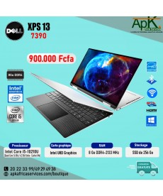 Dell XPS 13-7390-Intel Core i5, 8Go de RAM- 256Go SSD- Intel UHD Graphics -Win 10