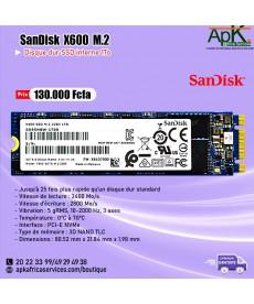 SanDisk X600 SSD 1TB M.2 SSD Interne