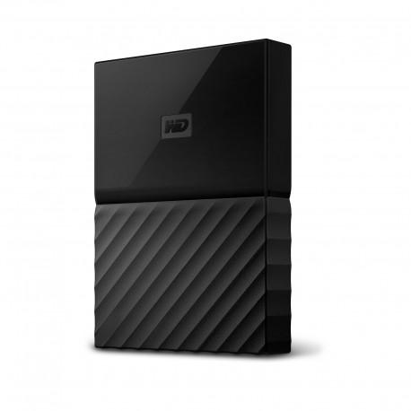 HDD WD My Passport 2 To Noir (USB 3.0) - externe