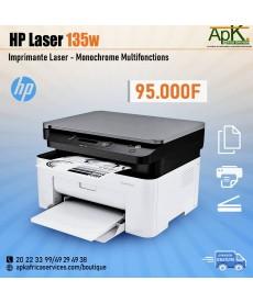 Imprimante multifonction laser HP 135w