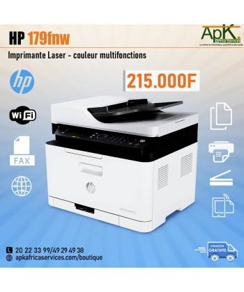 Imprimante Laser multifonction HP 179fnw - Couleur - Copieur/Télécopieur/Imprimante/Scanner