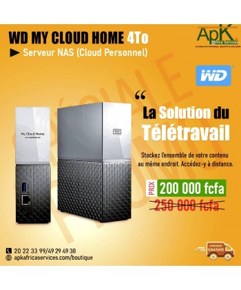 WD My Cloud Home 8 To