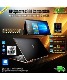 HP SPECTRE X360 CONVERTIBLE-Core I7 1065G7-
