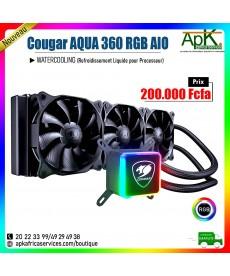 COUGAR AQUA 360 AIO- WATERCOOLING-(refroidissement liquide pour Processeur)