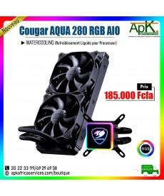 COUGAR AQUA 280 AIO- WATERCOOLING-(refroidissement liquide pour Processeur)