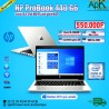 HP Probook 440 G6-Core I5 8265U - 8Go RAM DDR4- 1000 Go HDD - Intel UHD Graphics 620-Win10 Preinstallé