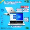 HP Probook 440 G6-Core I5 8265U - 8Go RAM DDR4- 1000 Go HDD - Intel UHD Graphics 620-Win10 Preinstallé
