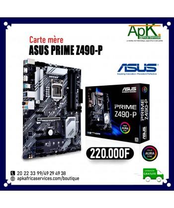 Carte Mere ASUS PRIME Z490-P