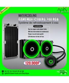 GameMax Iceberg- 240 RGB-Watercooling- Refroidisseur à eau