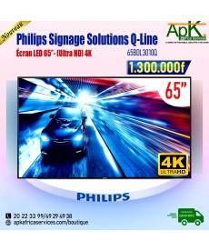 Ecran Philips4K-dynamique 64.5