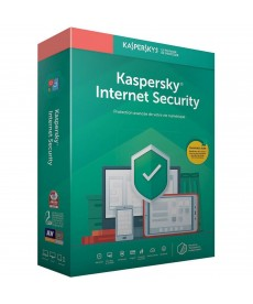 Kaspersky Internet Security 2020 - Licence 3 postes + 1