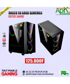 DRACO XD ARGB GameMax -Boîtier Gaming