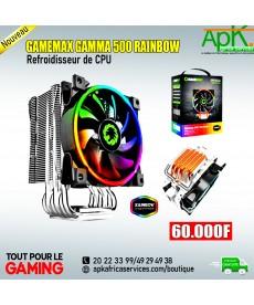 GAMEMAX GAMMA 500 RAINBOW- REFROIDISSEUR CPU