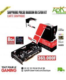 Sapphire PULSE Radeon RX 5700 XT- Carte graphique 8G 8 Go GDDR6