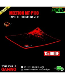 MEETION MT-P110-TAPIS DE SOURIS GAMER