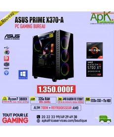 ASUS PRIME X370-A-RYZEN 7 3800X-32 Go RAM DDR4-521Go SSD + 1To HDD -AMD RADEON RX 5700XT 8Go GDDR6