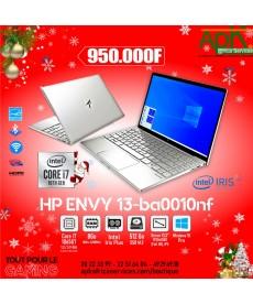 "HP ENVY 13-ba0010nf-Core I7-8 Go DDR4-512 Go SSD-13.3""  Full HD -Intel Iris Plus-Win10 Pro"