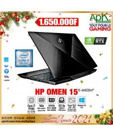 "HP OMEN 15-Intel Core i7-9750H-16 Go DDR4- 512 SSD-NVIDIA RTX 2080 de 8Go  -Ecran 15.6""- Win10"