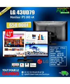 LG 43UD79 MONITEUR UHD 4K LED 43''