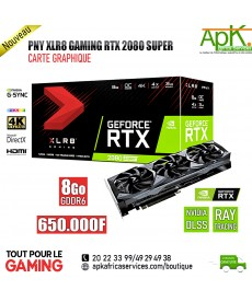 PNY XLR8 Gaming RTX 2080 SUPER 8 Go-Carte graphique  GDDR6