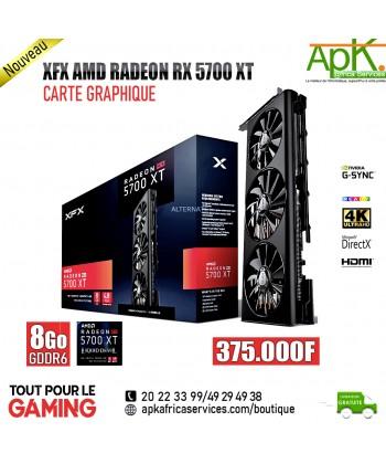 XFX AMD RADEON RX 5700 XT- Carte Graphique 8Go GDDR6