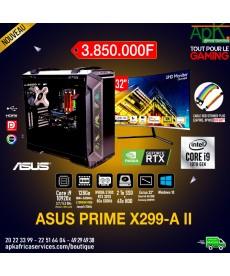 ASUS PRIME X299-A II-Intel Core i9 10920X-128 Go RAM DDR4- 2To SSD + 4To HDD - NVIDIA RTX 3070 SUPER 8Go GDDR6-Win10