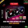 ASUS GeForce ROG STRIX RTX 3070 O8G GAMING 8 Go GDDR6 - Dual HDMI/Tri DisplayPort - PCI Express (NVIDIA GeForce RTX 3070)