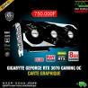 Gigabyte GeForce RTX 3070 GAMING OC 8G 8 Go GDDR6 - Dual HDMI/Dual DisplayPort - PCI Express (NVIDIA GeForce RTX 3070)