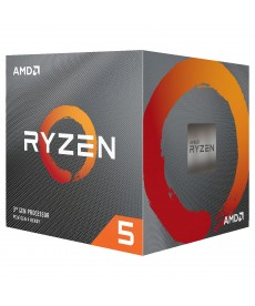 AMD Ryzen 5 3600XT Wraith Spire (3.8 GHz / 4.5 GHz)-6-Core 12-Threads socket AM4 GameCache 35 Mo