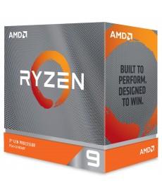 AMD Ryzen 9 3900XT (3.8 GHz / 4.7 GHz) 12-Core 24-Threads socket AM4 GameCache 70 Mo