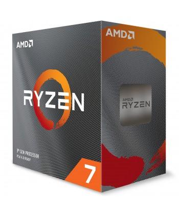 Processeur AMD Ryzen 7 3800XT (3.9 GHz / 4.7 GHz) Processeur 8-Core 16-Threads socket AM4 GameCache 36 Mo