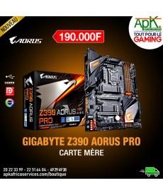 Gigabyte Z390 AORUS Pro Carte mère ATX Socket 1151 Intel Z390 Express - 4x DDR4 - SATA 6Gb/s + M.2 - USB 3.1