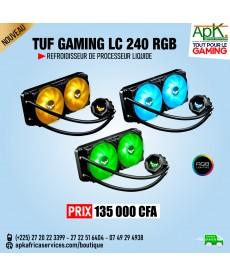 ASUS TUF GAMING LC 240 RGB - Refroidisseur liquide avec éclairage RGB Aura Sync