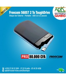 FREECOM  56057  Disque dur TOUGH DRIVE 2 To
