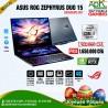 ASUS ROG Zephyrus Duo 15 GX550LWS-54T Intel Core i7-10875H 32 Go-SSD 1 To (2x 512 Go) - NVIDIA RTX 2070 SUPER 8 Go