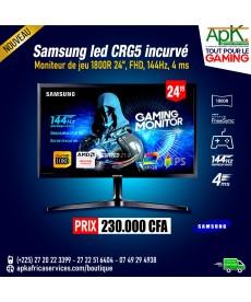 SAMSUNG LED CRG5 INCURVE 24