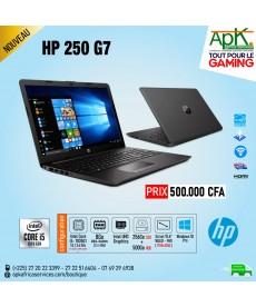 HP 250 G7- Intel Core i5-1035G1-8 Go-SSD 256+ 500 Go HDD- 15.6