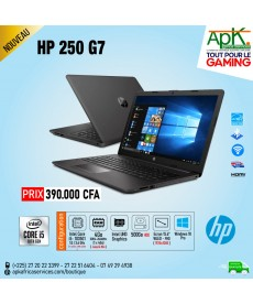 HP 250 G7- Intel Core i5-1035G1-4 Go- 500 Go HDD- 15.6