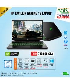 HP Pavilion Gaming 15 - AMD RYZEN 5-4600H - 16 GO - SSD 512 GO - 15.6