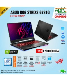 ASUS ROG STRIX3 G731GU-H7154T - CORE I7-9750H 16 GO SSD 512 GO 17.3