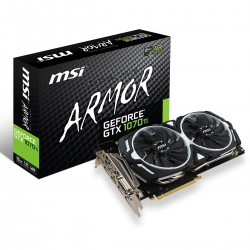MSI ARMOR GeForce GTX 1070 Ti - 8Go