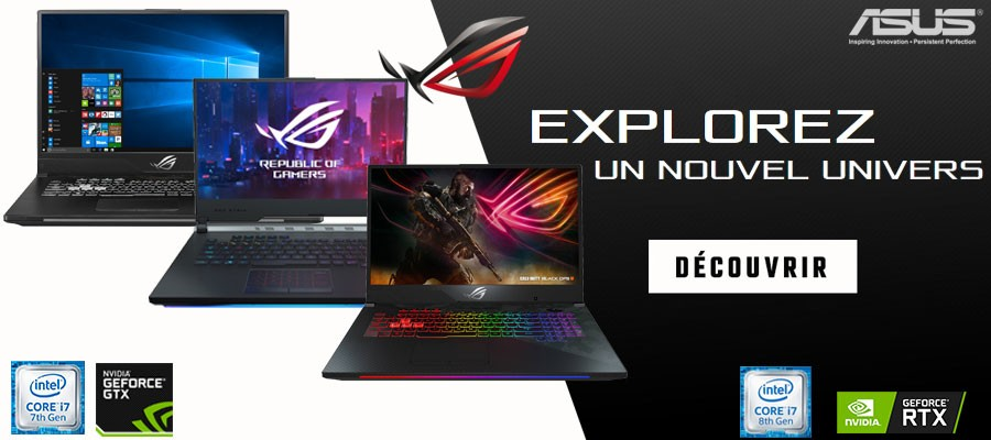 Asus Rog Strix collection
